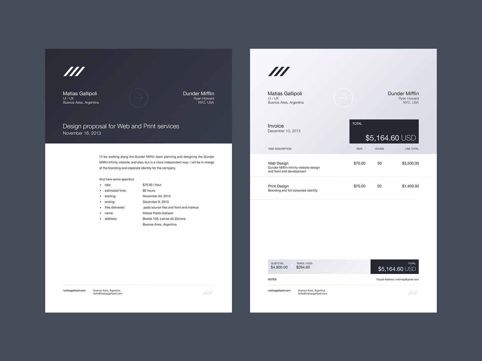 Web Design Invoice Template Luxury Best 25 Invoice Design Ideas On Pinterest