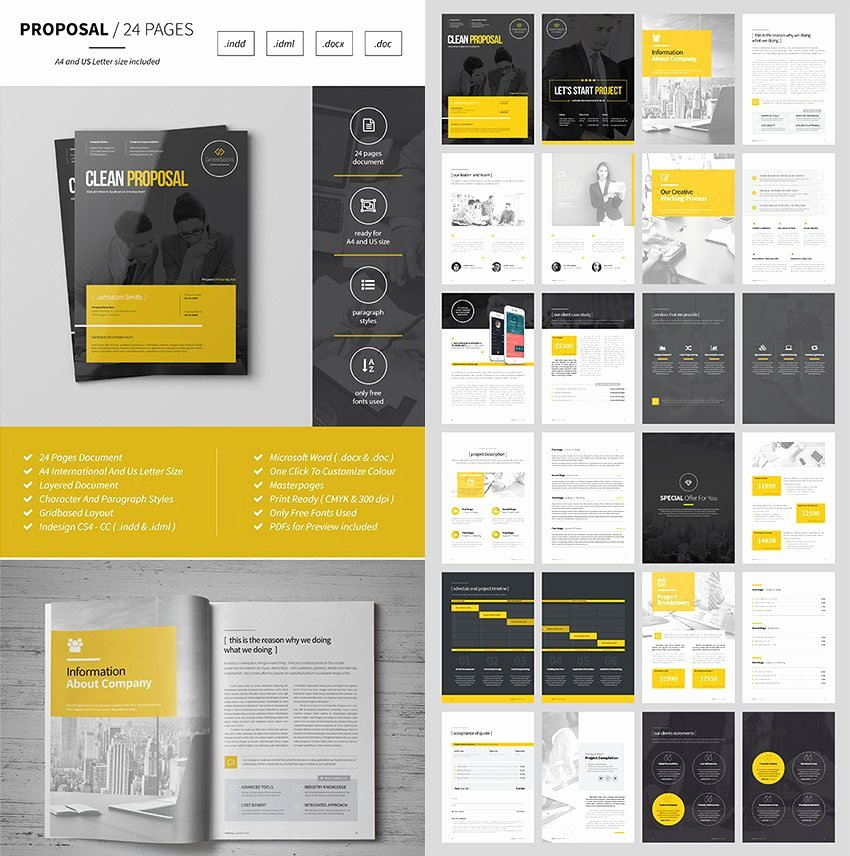 Website Proposal Template Doc Best Of Web Design Proposal Sample Doc