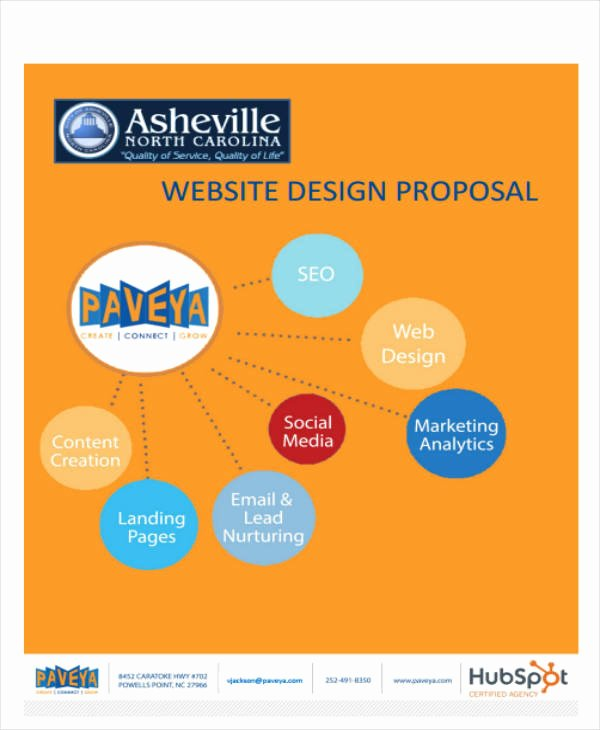 Website Proposal Template Word Elegant 12 Website Project Proposal Templates Pdf Word Pages