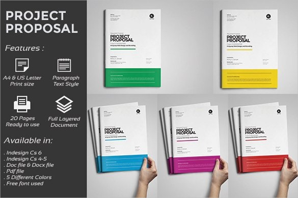 Website Proposal Template Word Lovely 31 Proposal Templates Doc Pdf