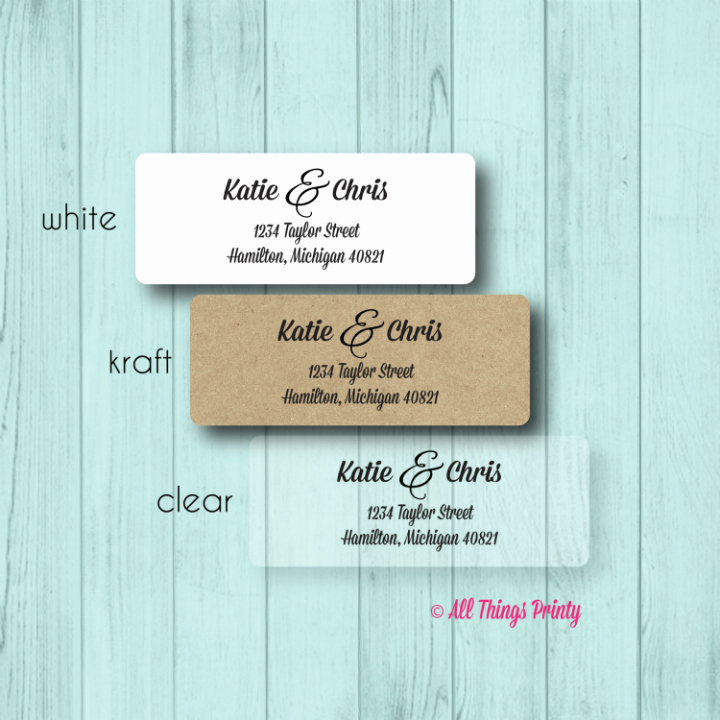 Wedding Address Label Template Awesome 17 Wedding Address Label Designs Psd Vector Eps