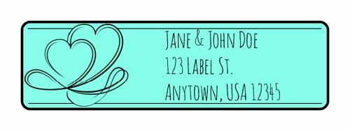 Wedding Address Label Template Beautiful Calligraphic Wedding Address Labels Label Templates