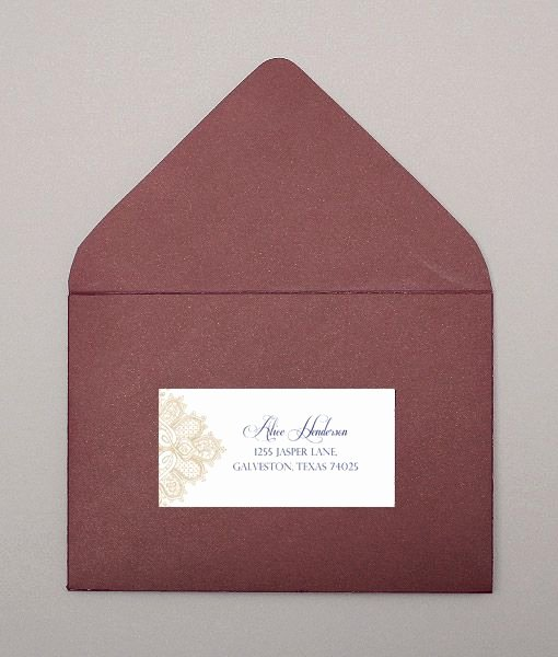 Wedding Address Labels Template Unique Pin by Download & Print On Diy Paper Inspiration