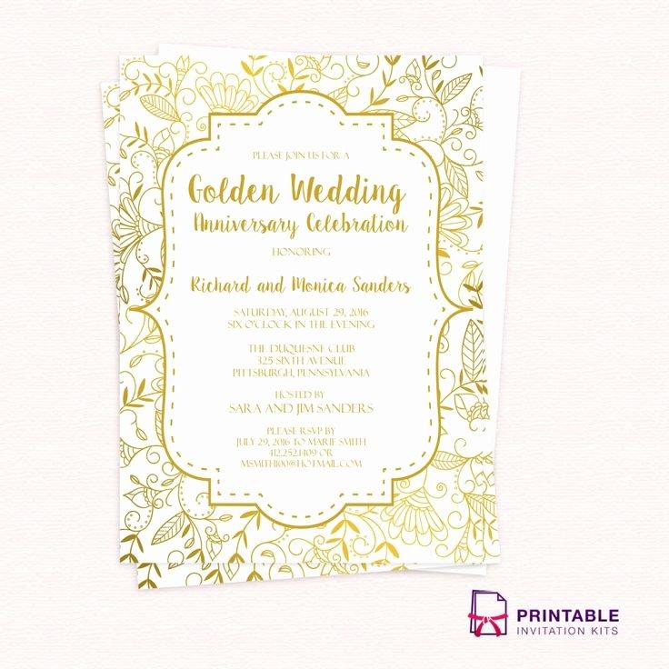 Wedding Anniversary Invitation Templates Awesome 201 Best Images About Wedding Invitation Templates Free