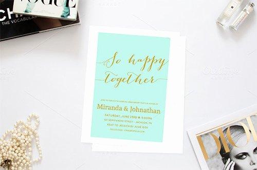 Wedding Anniversary Invitation Templates Beautiful 22 Anniversary Invitation Templates Psd Ai Word