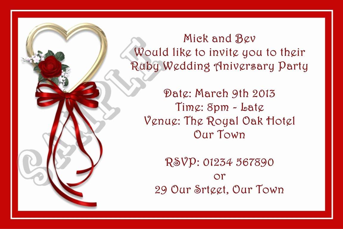 Wedding Anniversary Invitation Templates Beautiful Bridal Shower Bridal Shower Invitation Samples Card
