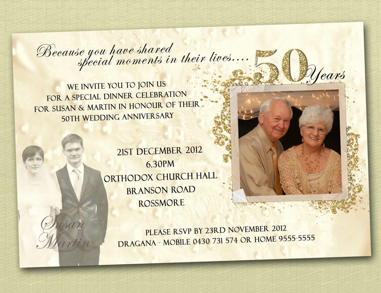 Wedding Anniversary Invitation Templates Best Of Anniversary Invitations Ideas 25th Anniversary