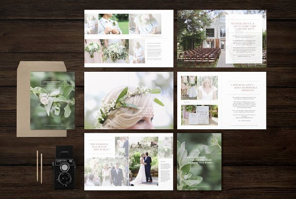 Wedding Brochure Template Free Awesome Wedding Magazine Template Brochure Templates On Creative