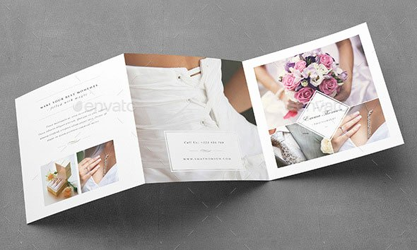 Wedding Brochure Template Free Beautiful 25 Best Graphy Brochure Templates