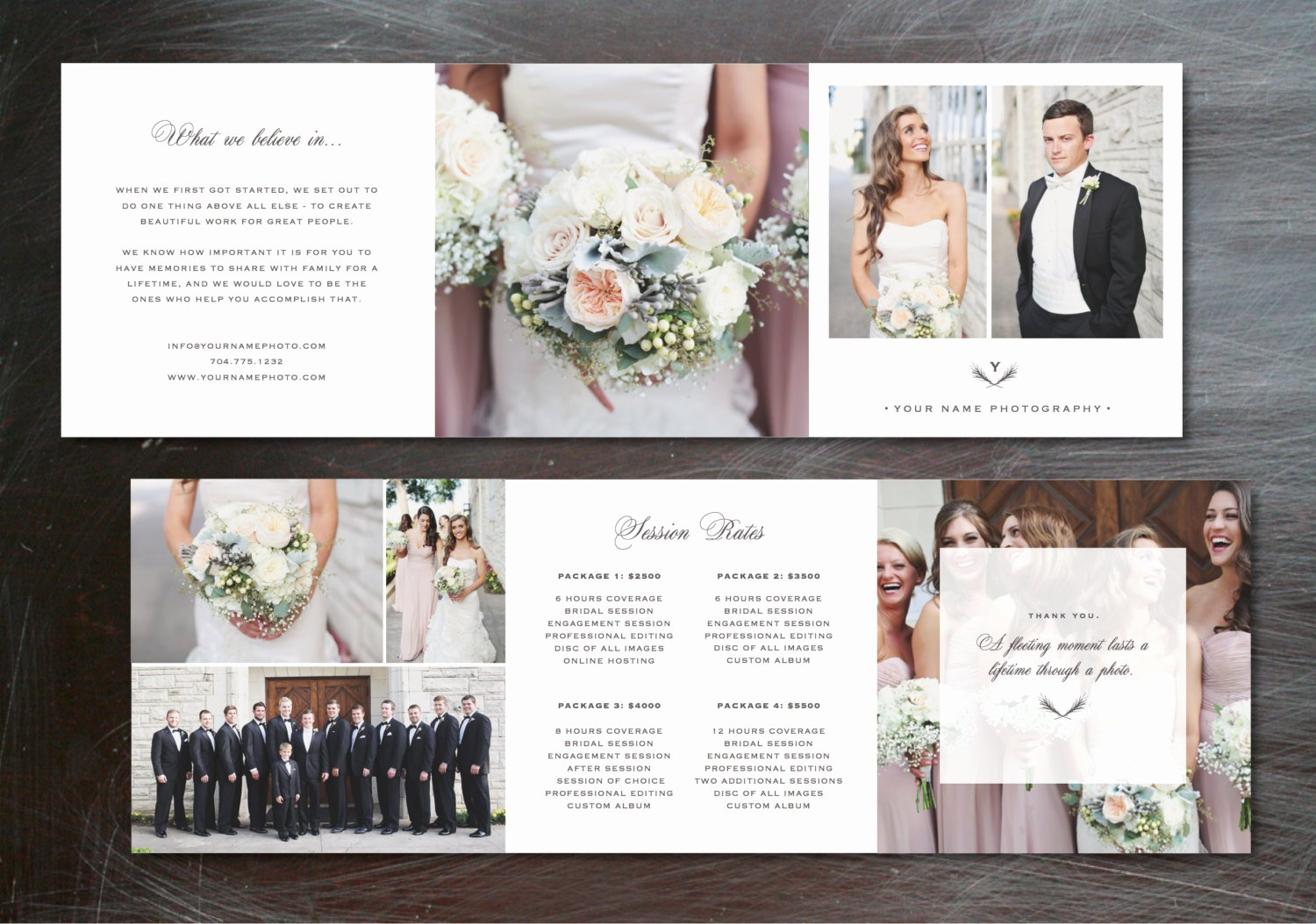 Wedding Brochure Template Free Beautiful Template Trifold Pricing Guide Brochure Templates On