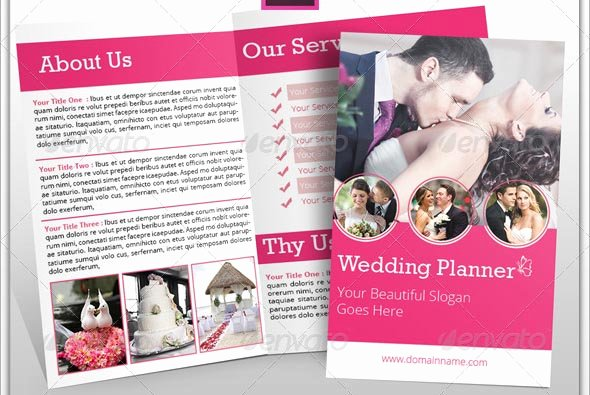 Wedding Brochure Template Free Lovely 20 Beautiful Wedding Brochure Templates – Desiznworld