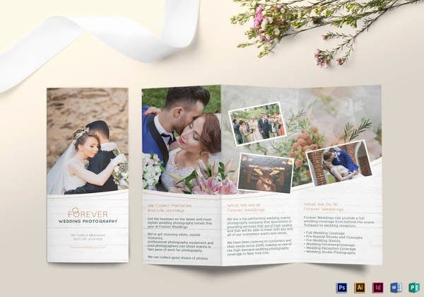 Wedding Brochure Template Free Luxury 20 Wedding Planner Brochure Templates Psd Ai Docs