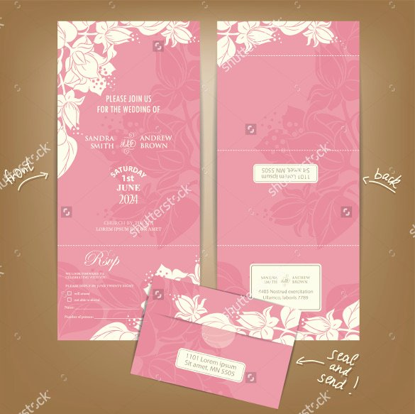 Wedding Brochure Template Free New 30 Wedding Brochure Templates – Ai Psd Docs Pages