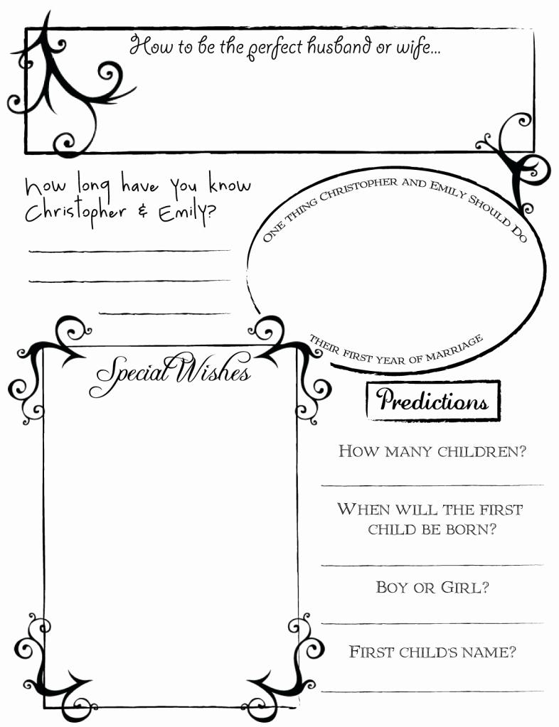 Wedding Guest Book Template Elegant Pin by Elizabeth Burkes On Dyi Printable Wedding Guest