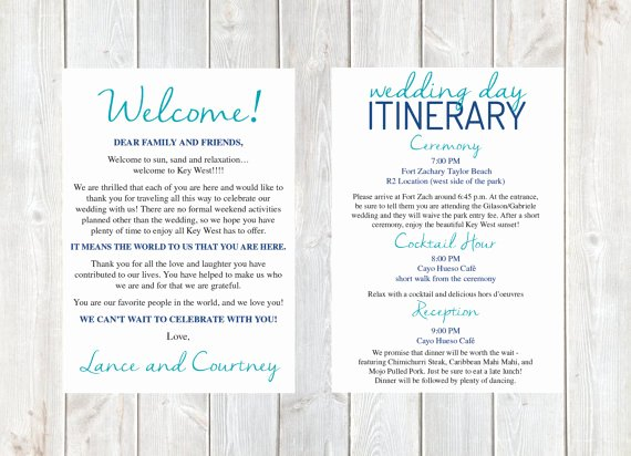 Wedding Hotel Welcome Letter Template Unique Wel E Letter Wedding Wel E Letter Wedding Itinerary