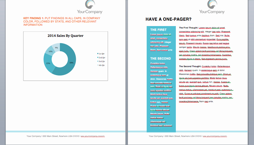 White Paper format Template Awesome Simple Whitepaper Template [free Download]