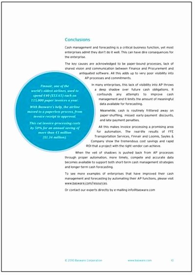 White Paper format Template Fresh How to Use A Case Study Inside A White Paper