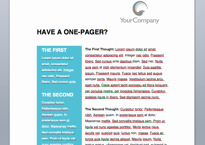 White Paper format Template Lovely 8 Steps to the Perfect White Paper Template Included