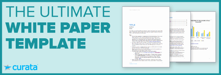White Paper Outline Template Inspirational White Paper Your Ultimate Guide to Creation