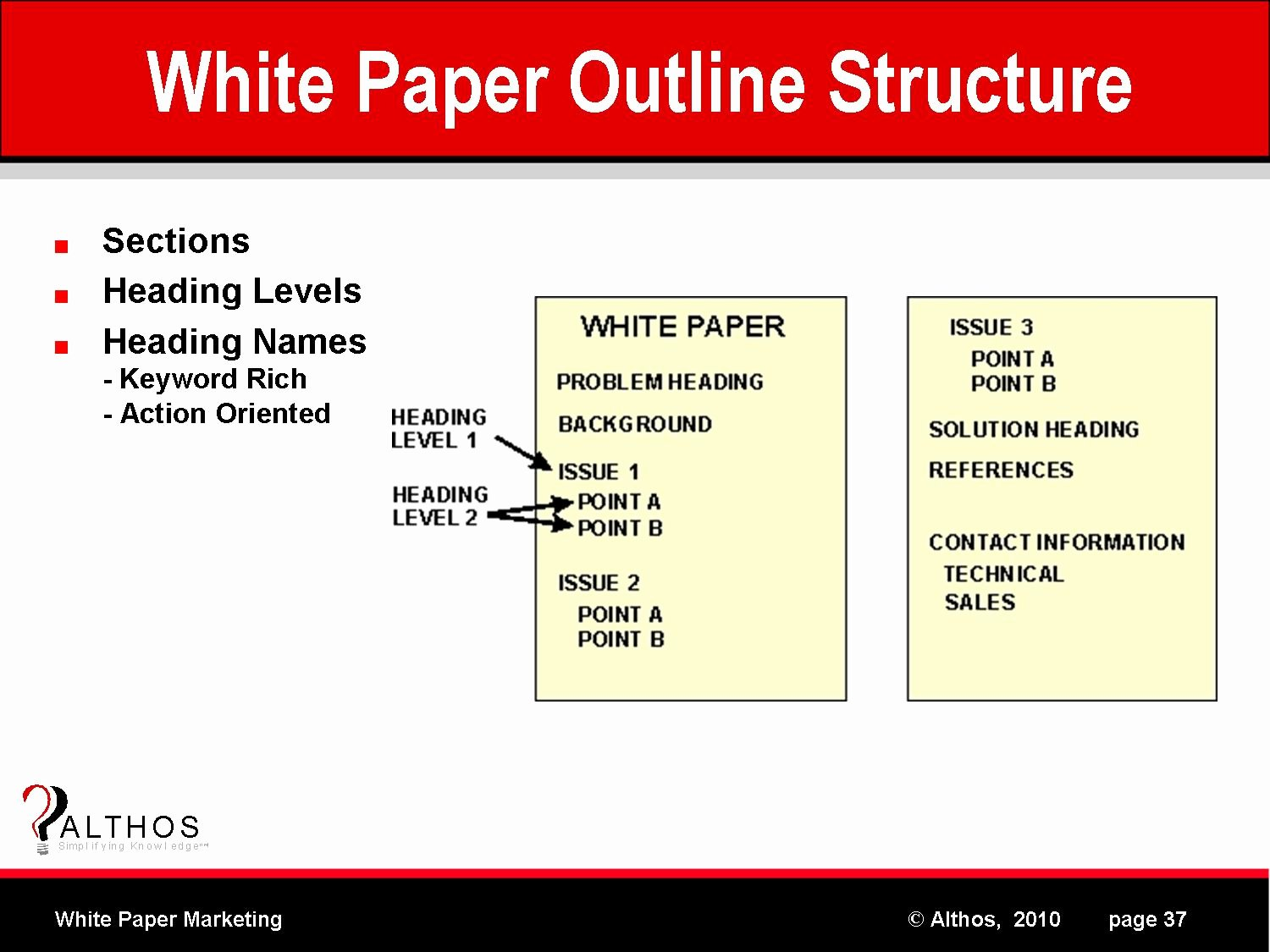 White Paper Outline Template Lovely Write Rationale Research Paper Example Of Rationale In