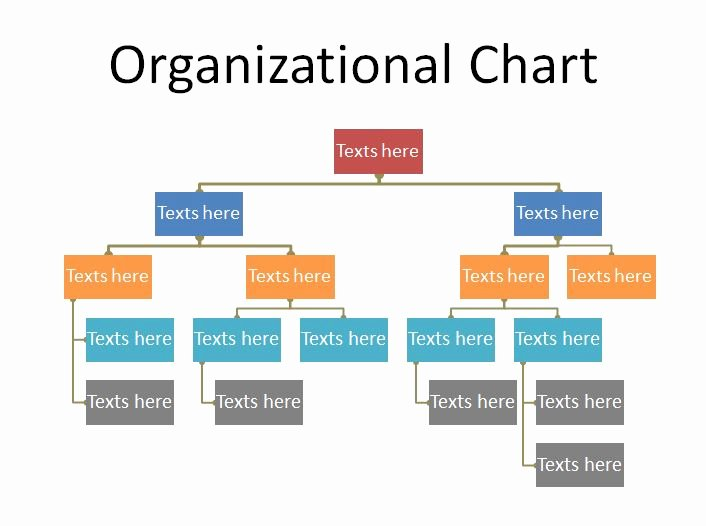 Word org Chart Template New 40 organizational Chart Templates Word Excel Powerpoint