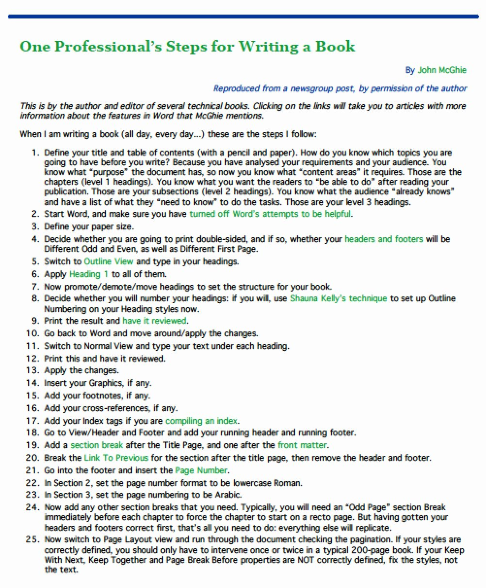 Writing A Book Outline Template Elegant Download Novel Book Outline Template Microsoft Word