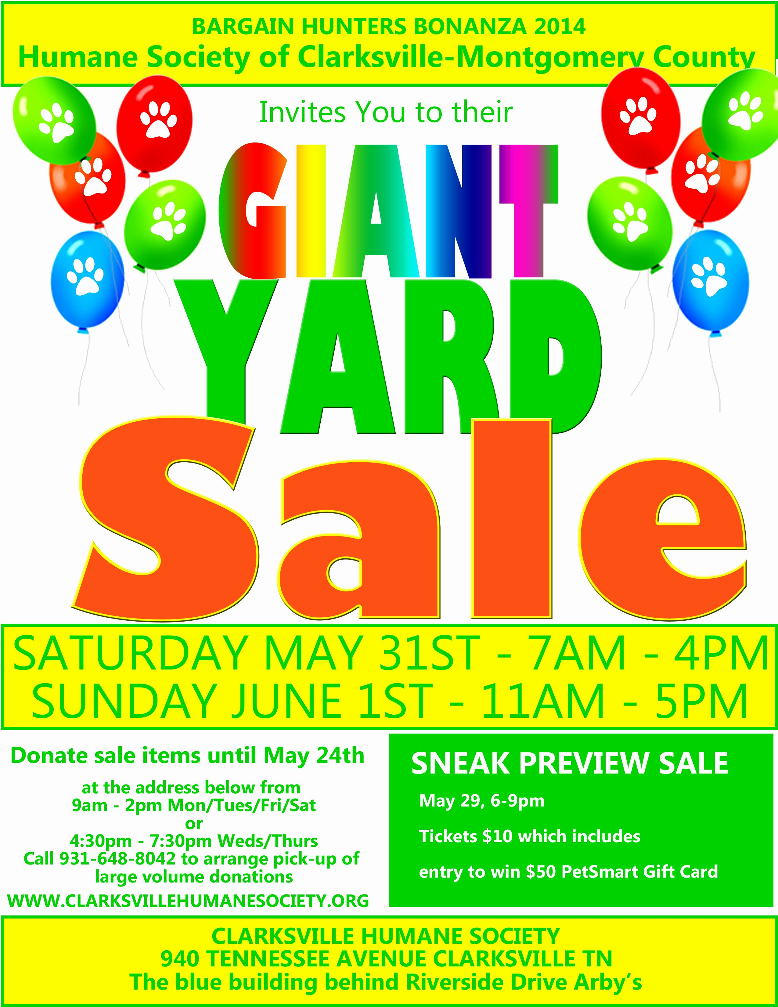 Yard Sale Flyer Template Inspirational Yard Sale Flyers Clip Art – Cliparts